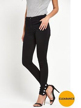 v-by-very-super-soft-side-button-skinny-jeans