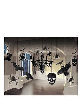 gothic-chandelier-decorating-kit