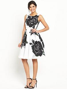 v-by-very-printed-midi-prom-dress