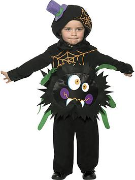 crazy-spider-toddler-costume