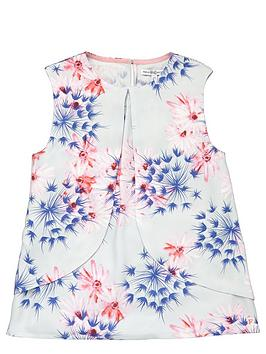 french-connection-girls-floral-print-double-layer-top