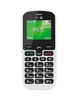 doro-phoneeasy-508-white