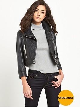 replay-leather-biker-jacket