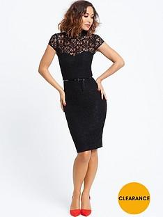 myleene-klass-lace-pencil-dress