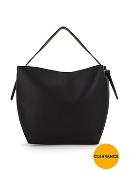 knotted-side-slouch-shoulder-bag
