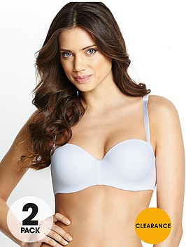 intimates-solutions-intimates-solutions-smooth-strapless-multiway-bras-2-pack
