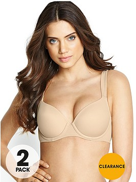 intimates-solutions-intimates-solutions-padded-t-shirt-bras-2-pack