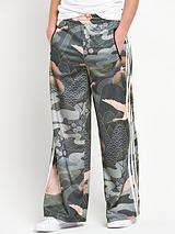 Rita Ora Wide Leg Track Pants