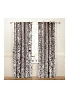 luxe-collection-luxury-crushed-velvet-lined-eyelet-curtains