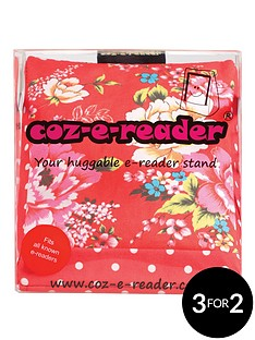 coz-e-reader-e-reader-cushion-floral