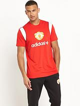 adidas originals Manchester United T-shirt