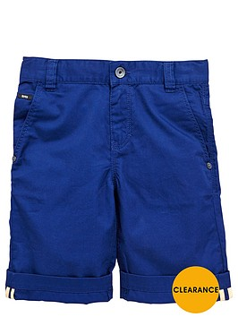 boss-boys-cotton-shorts