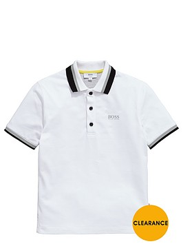 boss-boys-short-sleeve-smart-polo