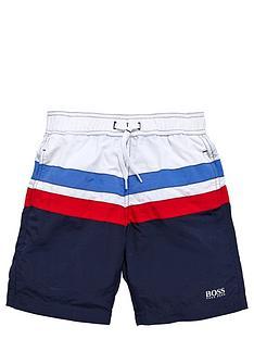 boss-boys-colour-block-swim-shorts