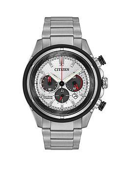 citizen-citizen-eco-drive-039men039s-titanium039-chronograph-bracelet-men039s-watch