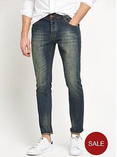 v-by-very-slim-fit-vintage-coated-jeans