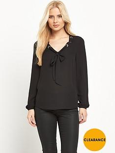v-by-very-eyelet-long-sleeve-blouse