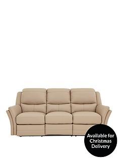 perkin-3-seaternbspleather-manual-recliner-sofa