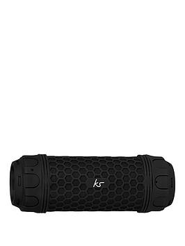 kitsound-hive-discovery-waterproof-bluetoothreg-speaker-with-built-in-power-bank-and-torch