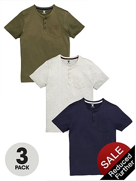 v-by-very-three-pack-grandad-collar-t-shirts