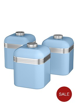 swan-retro-set-of-3-cannistersnbsp--sky-blue