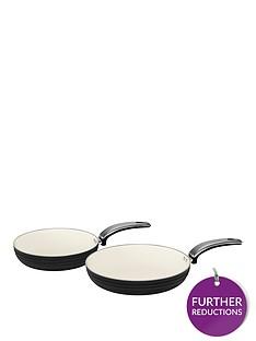 swan-retro-set-of-2-frying-pans-ndash-black