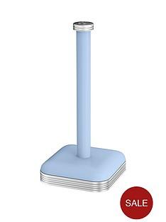 swan-retro-kitchen-towel-holder-ndash-blue