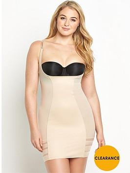intimates-control-intimates-control-stripe-mesh-wear-your-own-bra-slip