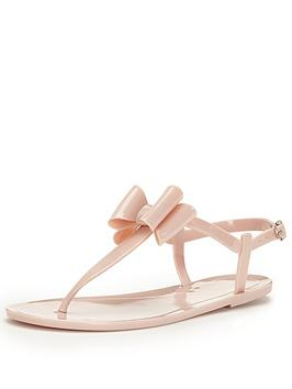 v-by-very-hillcrest-jelly-toe-post-sandal-nude