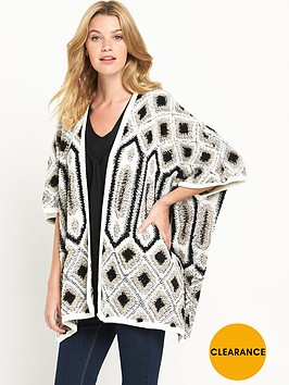 v-by-very-plush-jacquard-loop-cape