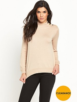 v-by-very-wool-blend-turtle-neck-button-jumpernbsp