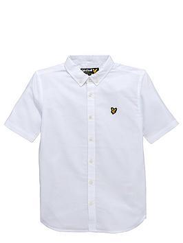 lyle-scott-boys-short-sleeve-shirt