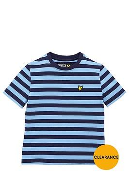 lyle-scott-boys-short-sleeve-stripe-t-shirtnbsp
