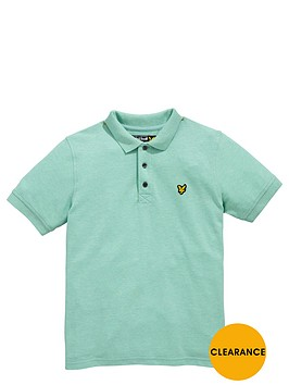 lyle-scott-boys-classic-polo-shirt