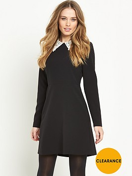 v-by-very-lace-collared-aline-dress