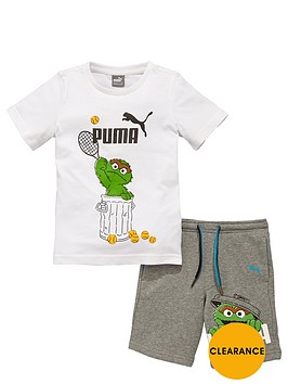 puma-sesame-street-oscar-shorts-set