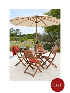 oakland-round-folding-dining-set