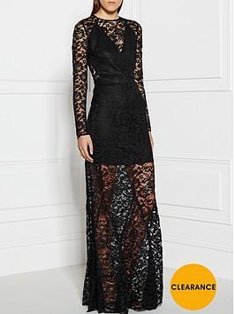 supertrash-dazzling-sheer-lace-maxi-dress-black
