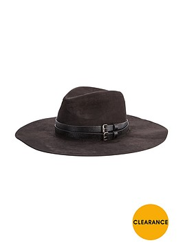 western-style-suedette-hat