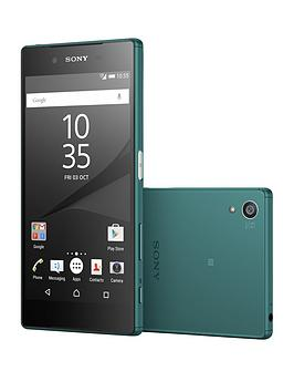 sony-xperia-z5-32gb-with-sony-bsp10-bluetooth-speaker-green