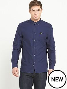 lyle-scott-long-sleevenbspoxford-shirt