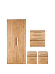 home-essentials--nbspprague-4-piece-package-2-door-wardrobe-4-drawer-chest-and-2-bedside-cabinets