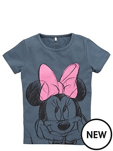 minnie-mouse-minnie-short-sleeve-glitter-top