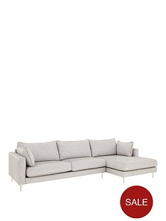 nova-3-seaternbspright-hand-fabric-chaise-sofa