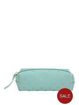 bombay-duck-bisous-gold-hearts-tube-case