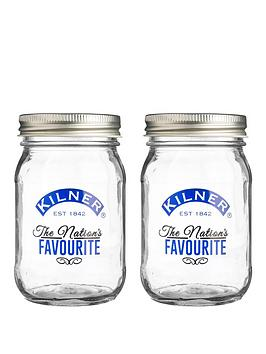 kilner-set-of-2-jars-ndash-the-nationrsquos-favourite