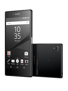 sony-xperia-z5-premium-32gbnbspwith-free-sony-bsp10-bluetooth-speaker-and-sony-sbh60-headphonesnbsp--black