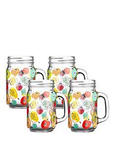kilner-set-of-4-handled-glass-jars-ndash-fruit-punch