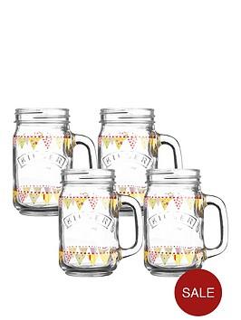kilner-set-of-4-handled-glass-jars-ndash-bunting