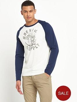 denim-supply-ralph-lauren-denim-amp-supply-rl-long-sleeve-baseball-t-shirt